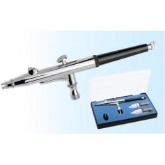 BD-141 Fengda Aerografo Doppia Azione 0.3mm 1&10cc 15-50PSI