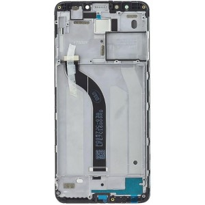 Touch con Incorporato Pellicola OCA per iPhone 6S Plus Nero