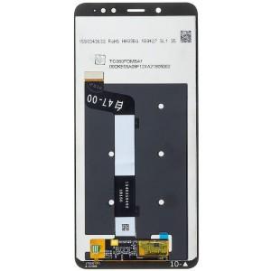 Touch con Incorporato Pellicola OCA per iPhone 6S Plus Bianc