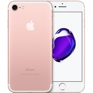 Vetro Frontale con Frame per iPhone 7 Bianco