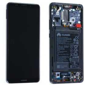 Lcd Frame e Batt 02351RVH Originale Huawei Mate 10 Pro Blu