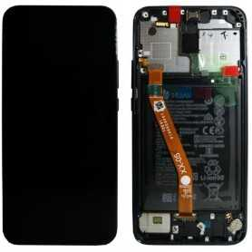 Lcd Huawei Mate 20 Lite Service Pack 02352DKK Nero
