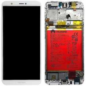 Lcd Huawei P Smart Service Pack 02351SVE Bianco