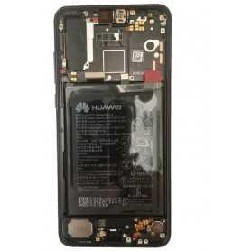 Huawei P20 Pro Lcd service pack originale Blu 02351WTP