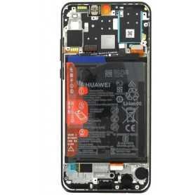 Lcd Huawei per P30 Lite Service Pack 02352RPW Midnight black