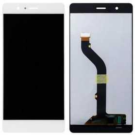 LCD con Touch Originale per Huawei P9 Lite Bianco